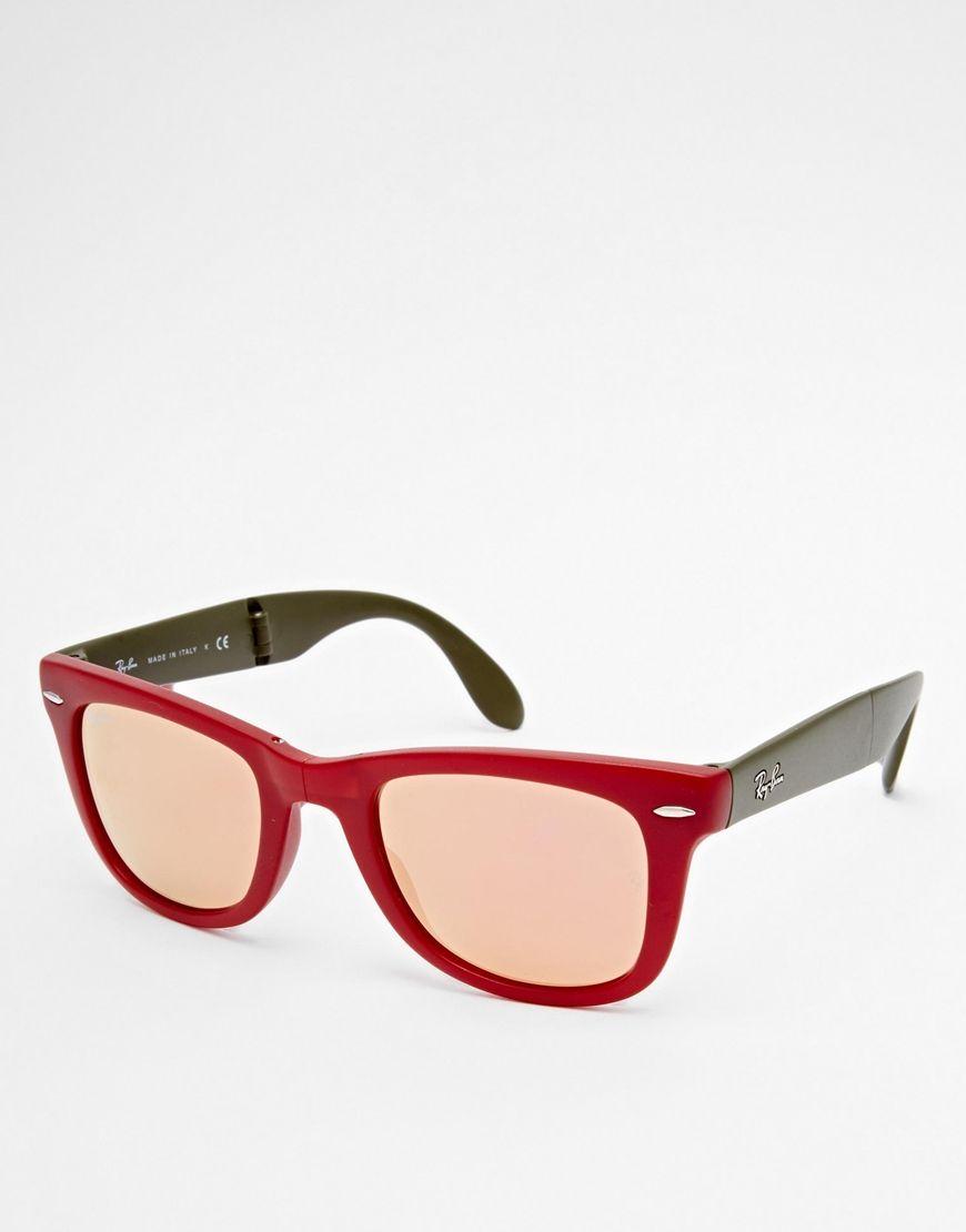 ray ban sonnenbrille farbige gläser