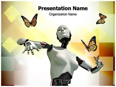Robotic science and butterflies powerpoint template is one of the robotic science and butterflies powerpoint template is one of the best toneelgroepblik Gallery