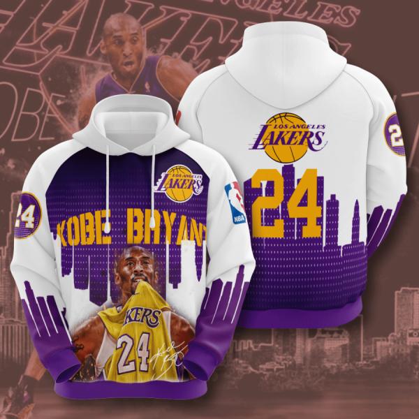 Kb24 3d Hoodie In 2020 Hoodies Kobe Bryant 24 Hoodie Print