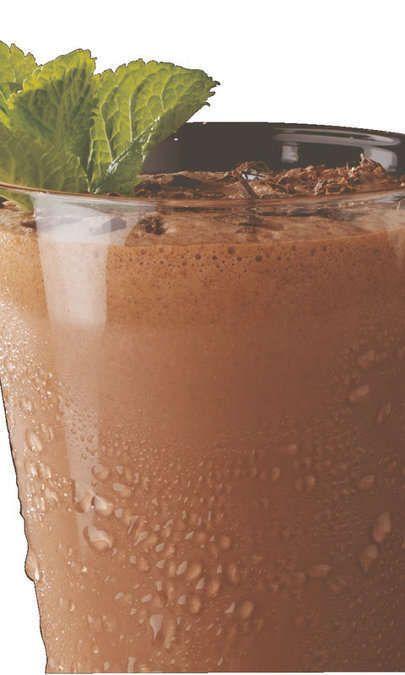Bibita ghiacciata al gusto di cioccolato e menta | KENWOOD COOKING ...