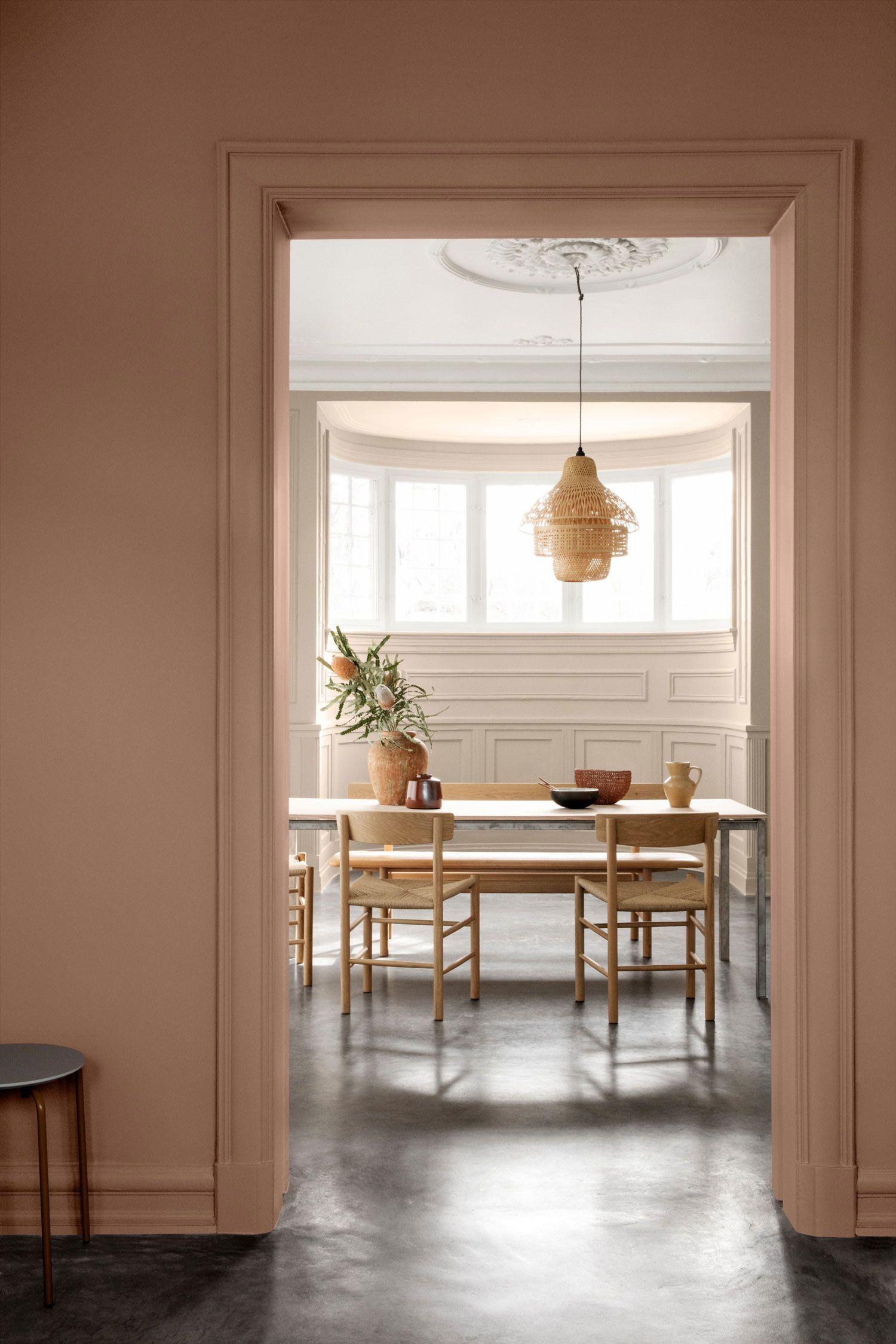 Home interior colour rhythm of life jotun identifies interior colour trends