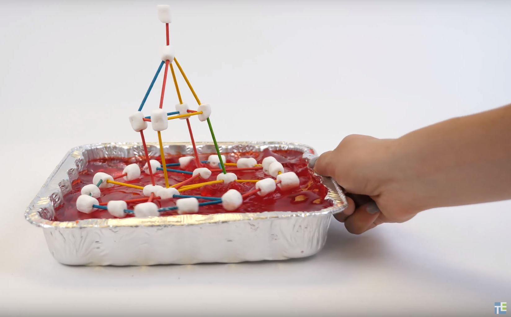 Testing Model Structures Jell O Earthquake In The