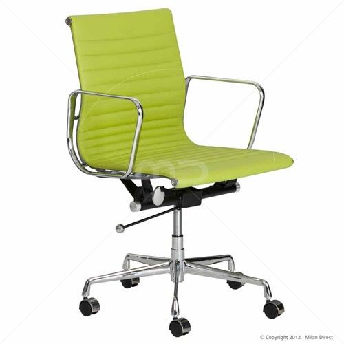 reproduction office chairs. $229 Management Office Chair - Eames Reproduction Light Green | Milan Direct Chairs R
