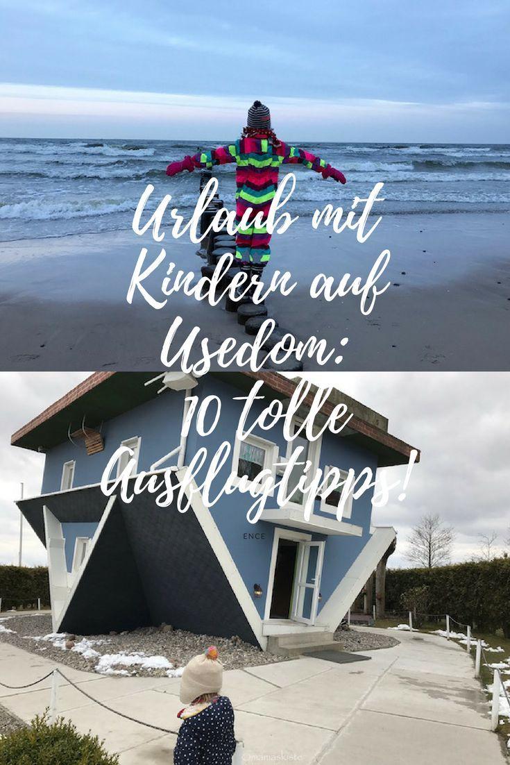 Urlaub auf Usedom Ausflüge für Kinder & die ganze Familie
