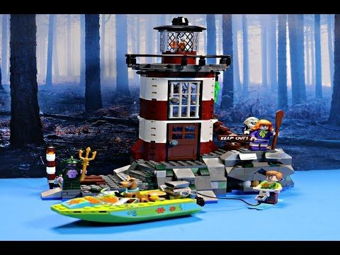 75903 Haunted Lighthouse Reviewlegoscoobydoo Lego Scooby Doo gy6bf7