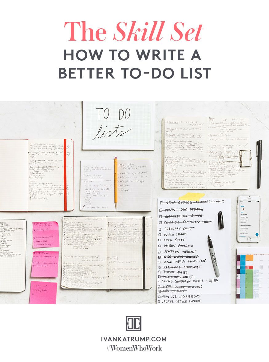 5 ways to write a better to do list life planner
