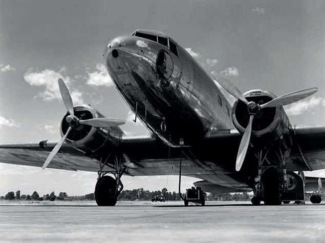 1940s Passenger Airplane - H. Amstrong Roberts