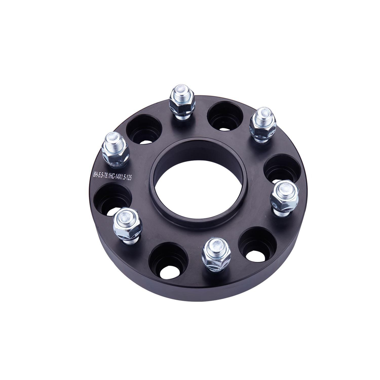 Wheeltech 4 Pcs 6x5 5 Black Fit Chevy Silverado 1500 Hub Centirc 1 25 Inch Wheel Spacers You Can Find Out Mo Chevy Silverado 1500 Chevy Silverado Silverado