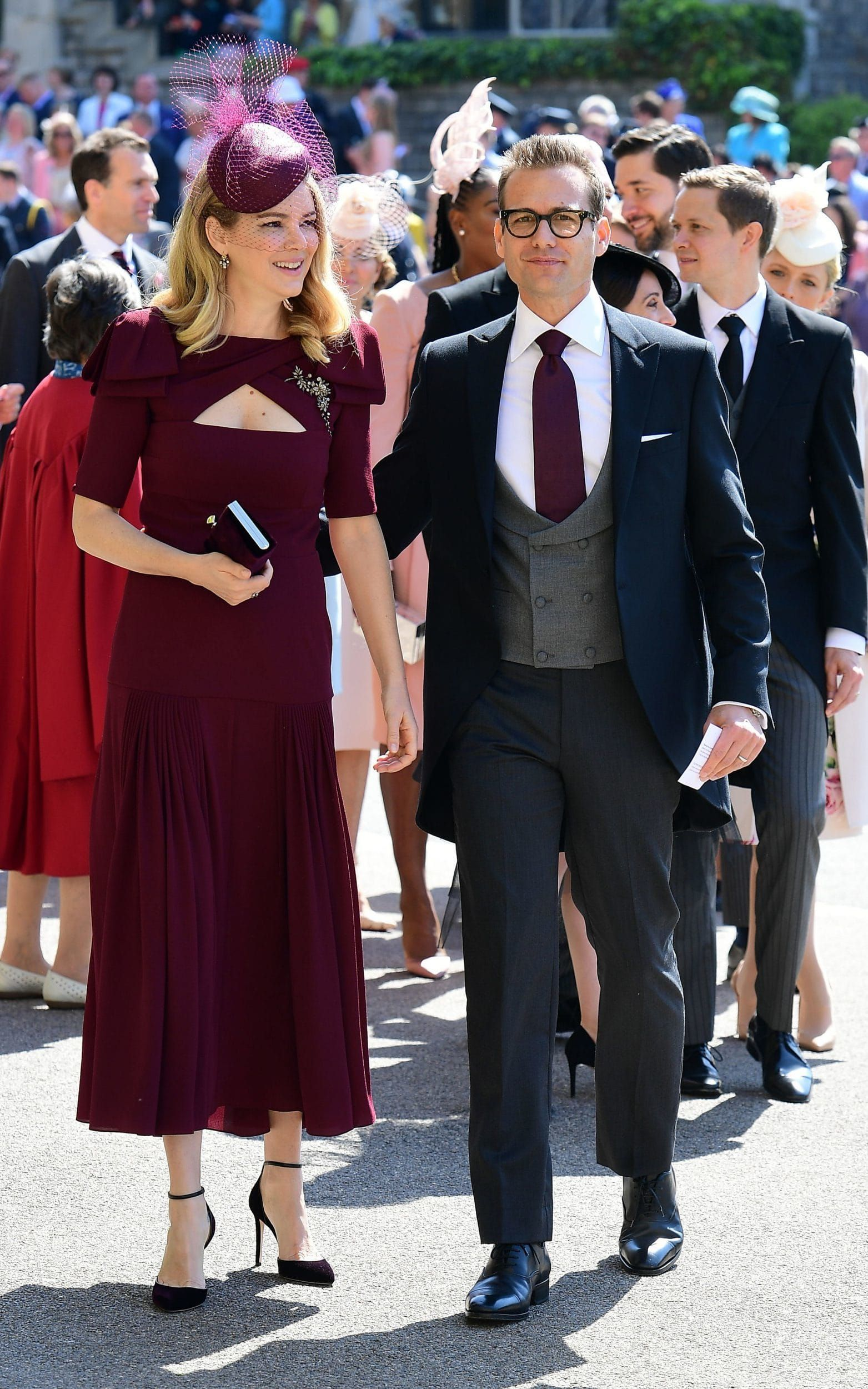 Best Royal Wedding Guest Outfits Serena Williams And Priyanka Chopra Lead The Dazzling Evening Looks Royal Wedding Guests Outfits Royal Wedding Outfits Celebrity Dresses [ 2500 x 1563 Pixel ]
