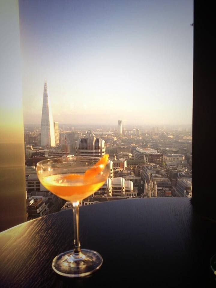Cocktails With A View At City Social Httpwwwopentablecouk - Open table uk