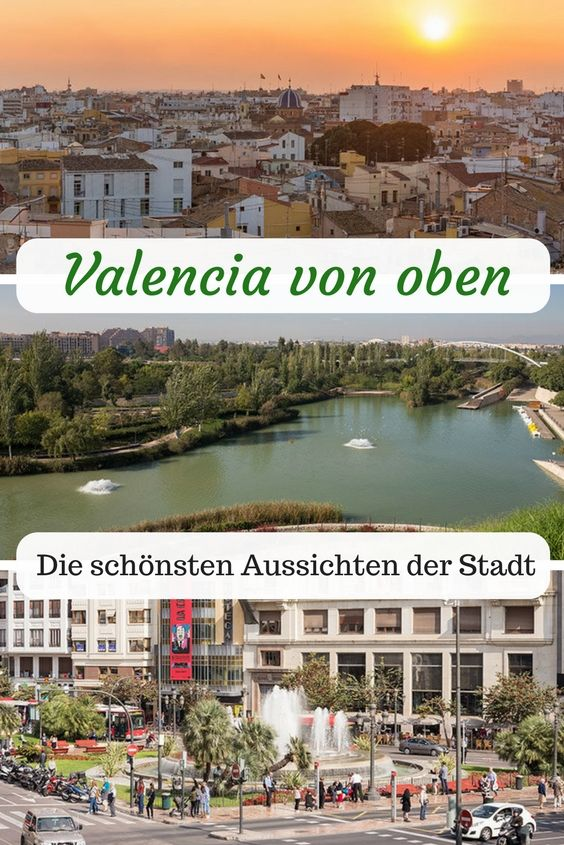 Valencia ist eine wunderschöne und vielfältige Stadt und gerade von oben zeigt die Metropole am Mittelmeer seinen ganz besonderen Charme. Von fünf verschiedenen Aussichtspunkten konnten wir uns davon überzeugen. #Valencia #ValenciaTipps #ValenciaAussichtspunkte #Spanien