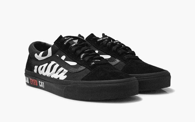 Patta and BEAMS x Vans Old Skool Collab sepatu terbaru dari Vans Collabs  collection.  vansshoes  sneakers  vans  collabs  vanscollabs e85b8cf94d