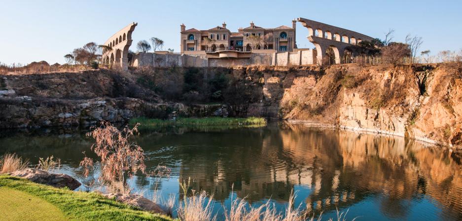 Palazzo Steyn South Africa S Most Expensive Lavish Mega Mansion
