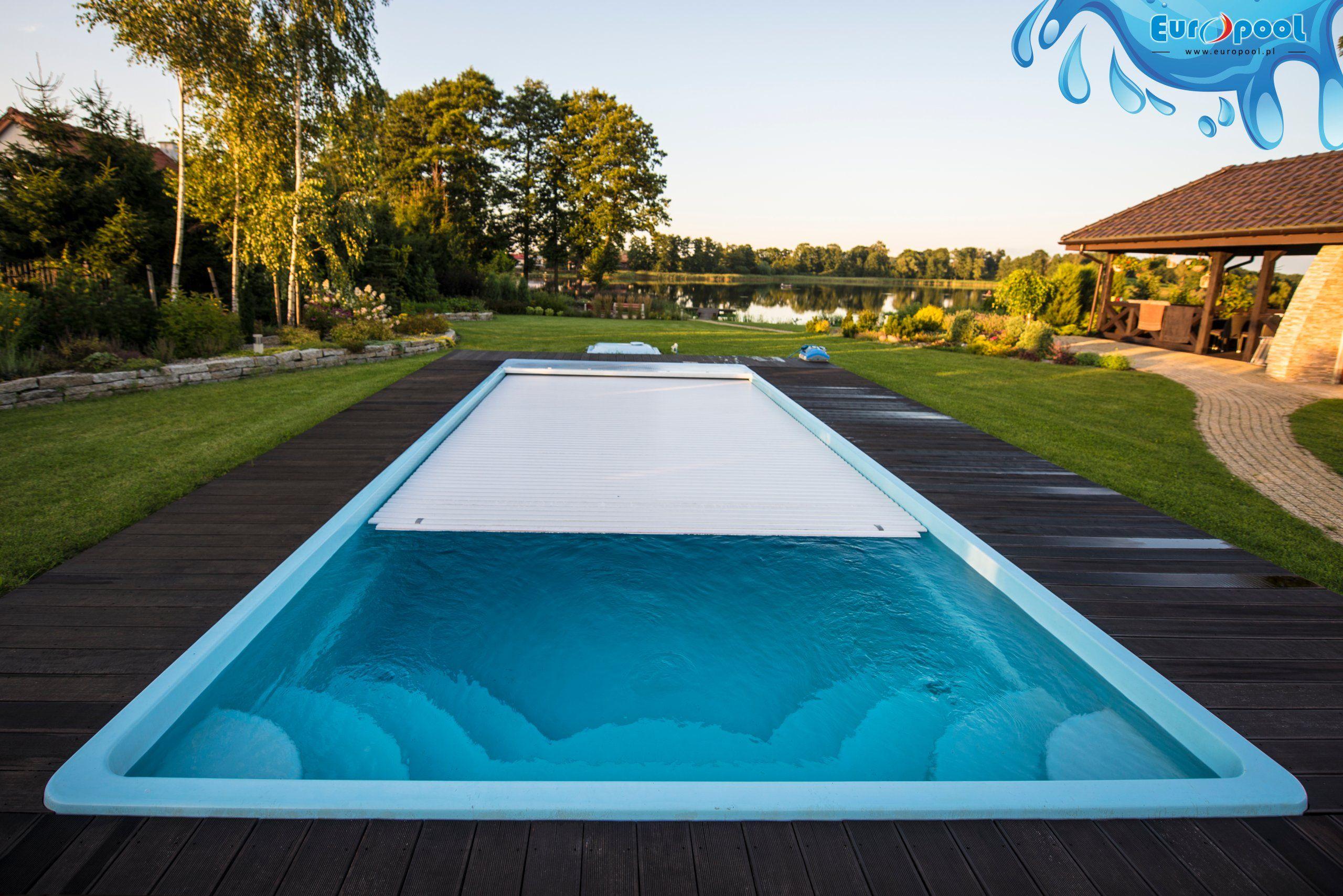 Basen Ogrodowy Z Roleta Podwodna 8 X 3 70 X 1 50m 7114913193 Oficjalne Archiwum Allegro Outdoor Decor Outdoor Pool
