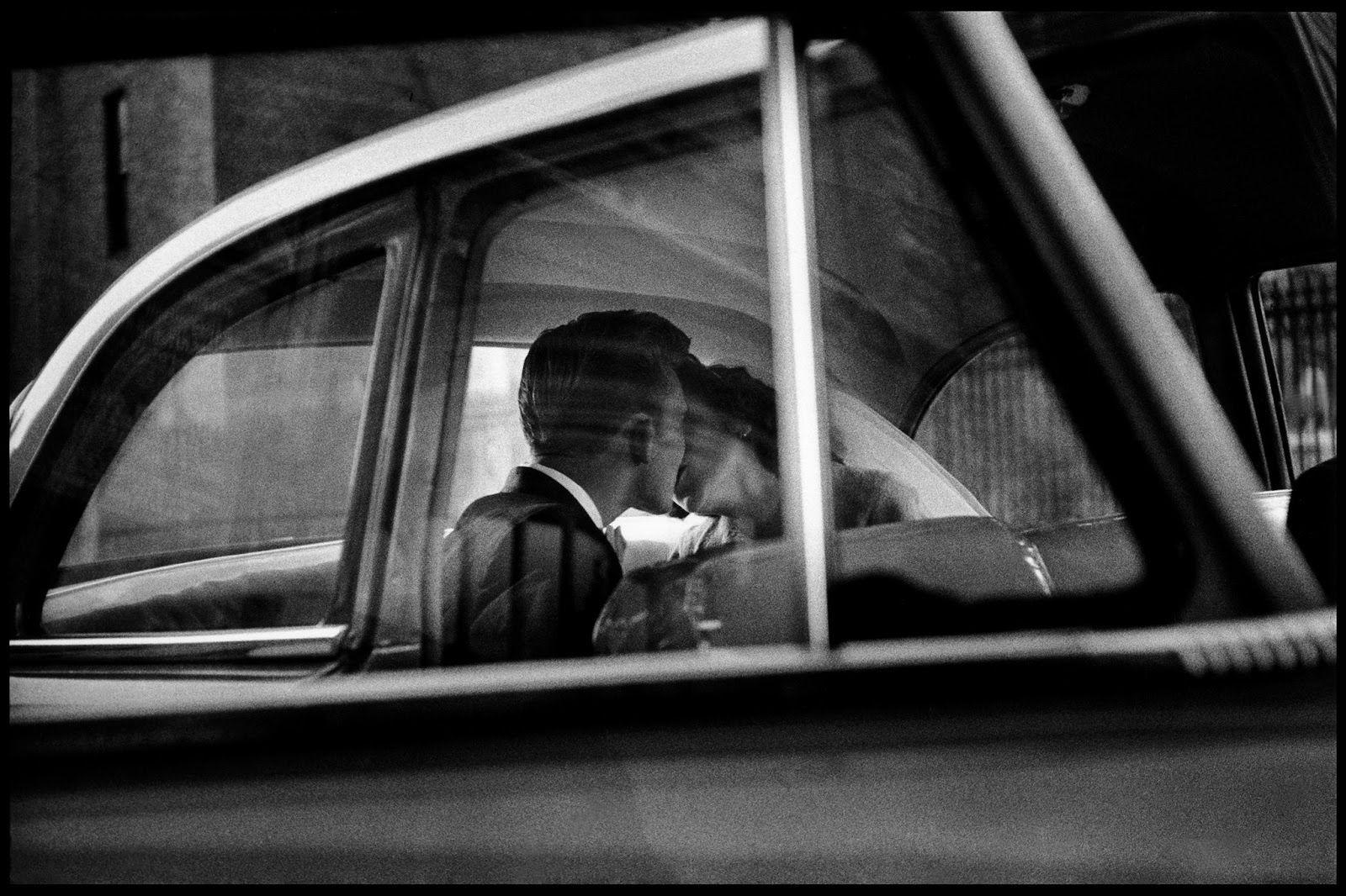 New York City, USA. 1955. Photo by Elliott Erwitt