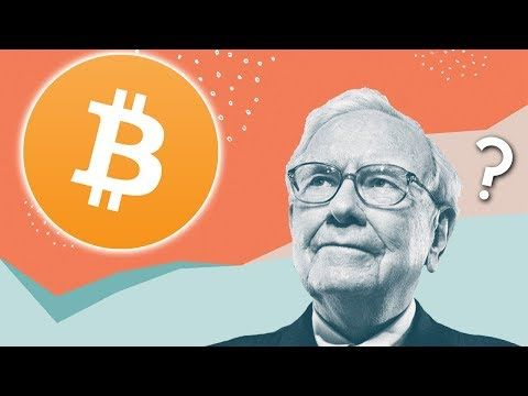 Is warren buffett investing in bitcoin