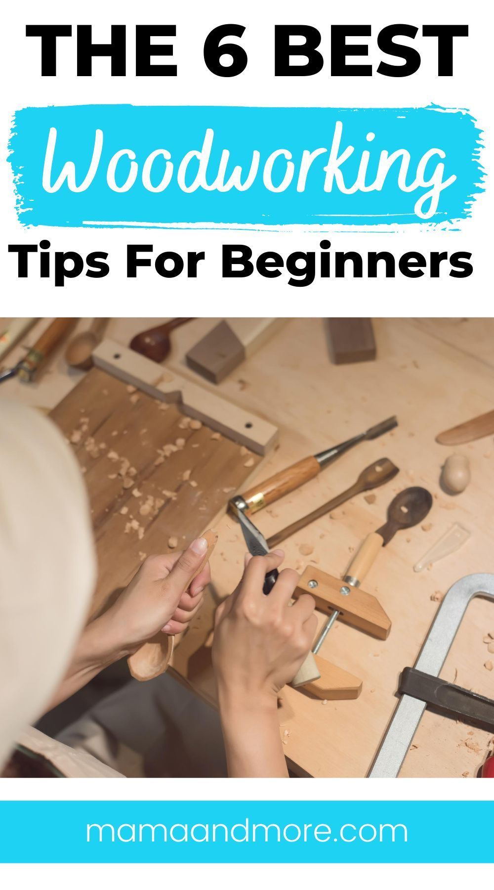 6 vital woodworking tips for beginners mama and more in