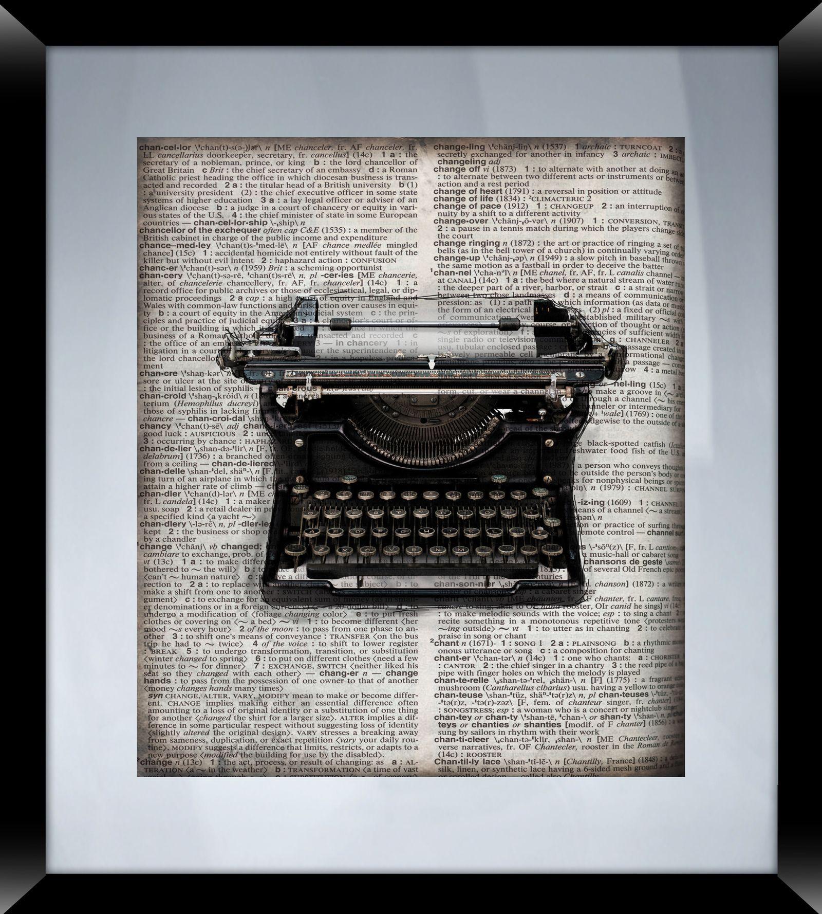 PRO TOUR MEMORABILIA, LLC Typewriter & Phone A