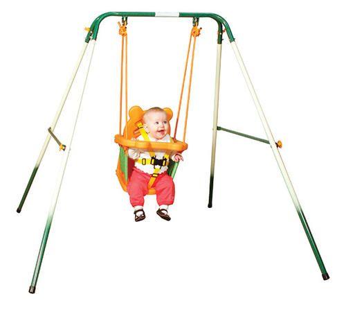 Sports Power Toddler Swing Set At Menards Toddler Swing