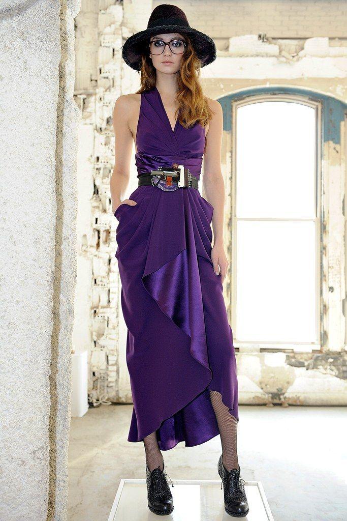 Catherine Malandrino Fall 2011 Ready-to-Wear Fashion Show