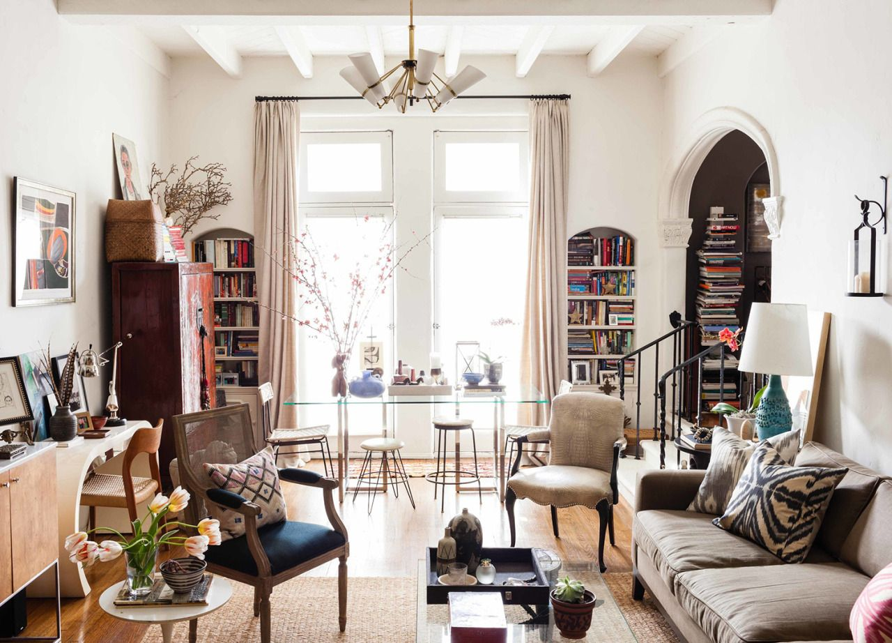 LA home of Wendy Haworth | photos by Nicole LaMotte Follow Gravity ...