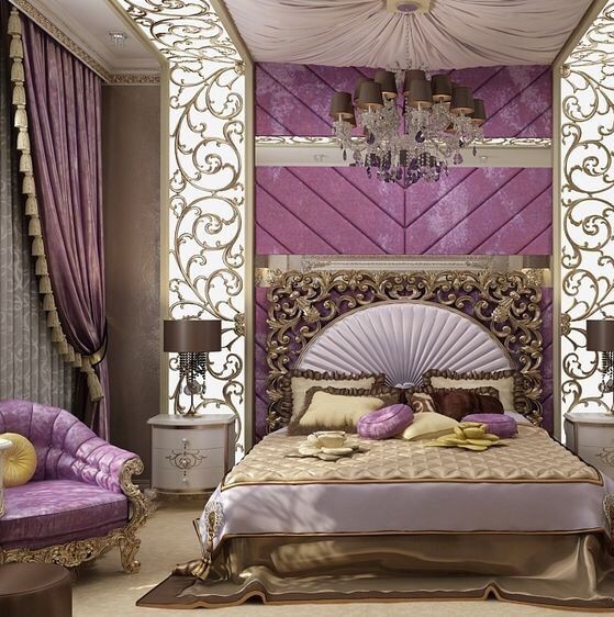 Pin by GlamFashionLuxe on D e c o r | Pinterest | Bed design ...