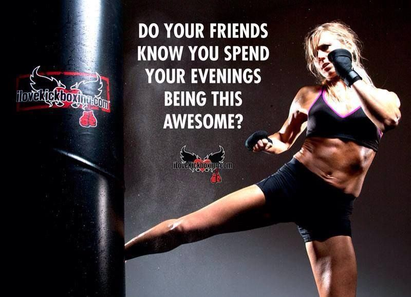 Fitness Kickboxing Classes That Works   iLoveKickboxing