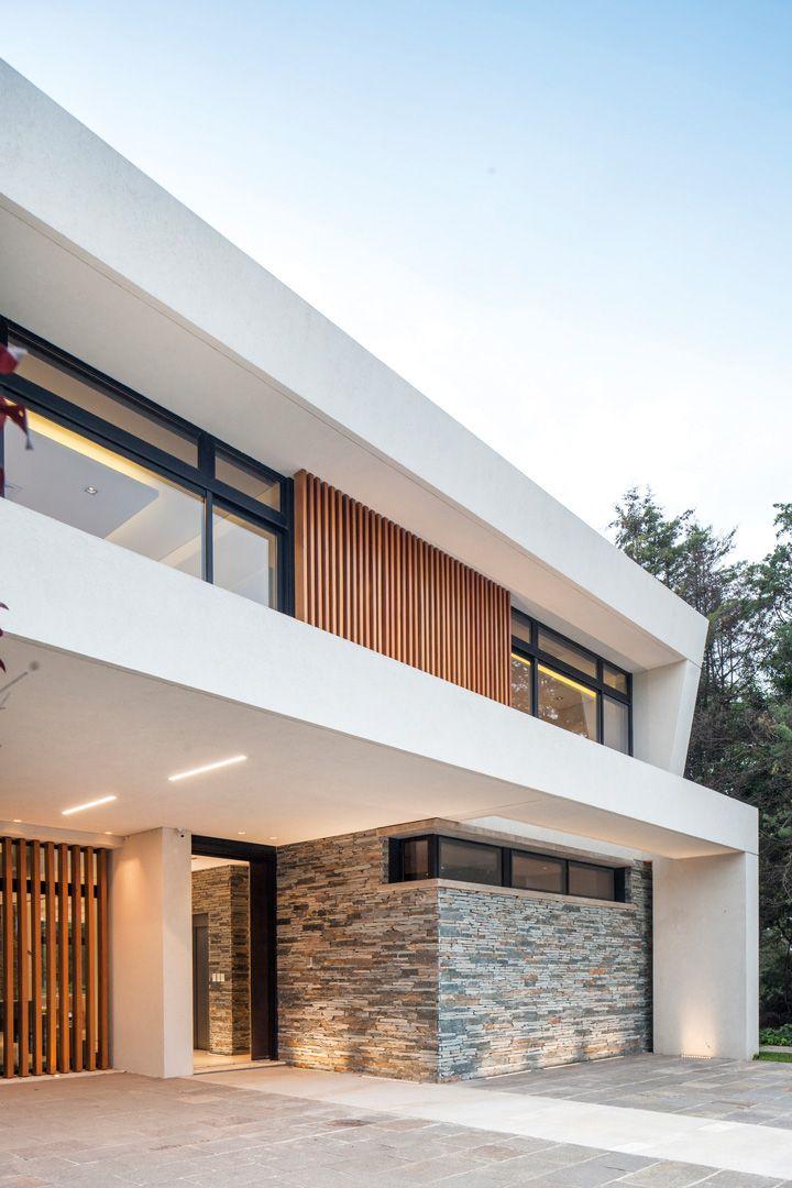 Apa arquitectura casa 11 en 2019 fachadas de casas - Casas arquitectura moderna ...