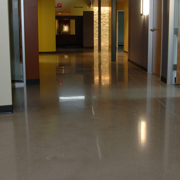 Polishedconcretefloors School Commercial Floors By National Concrete Polishing Concrete Floors Flooring Contractor Commercial Flooring