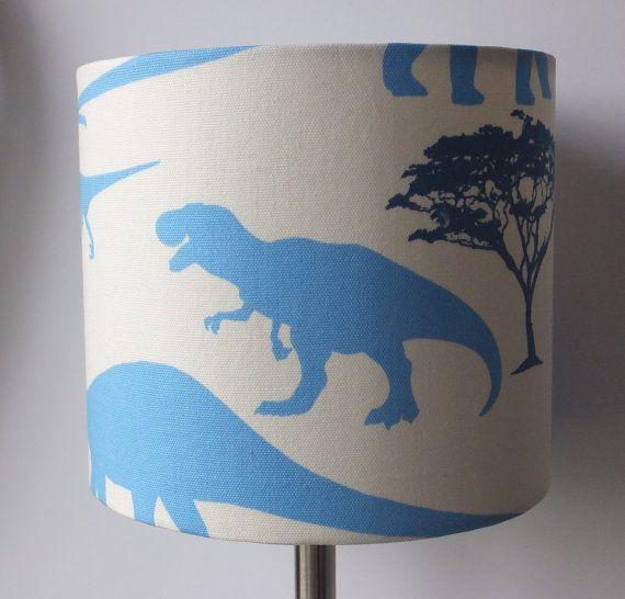 Blue dinosaur lampshade ukeuus pendant ceiling or table lamp blue dinosaur lampshade ukeuus pendant ceiling or table lamp fitting mozeypictures Gallery