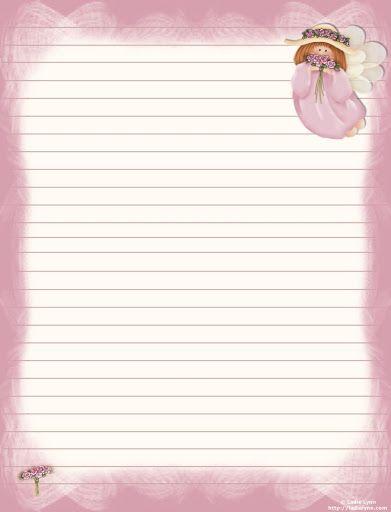 papel para cartas - Petra Granado - Álbumes web de Picasa Lined - lined letter writing paper
