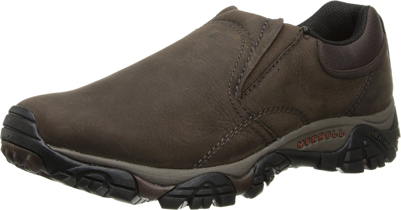 unique design top-rated official promo code Amazon.com | Merrell Men's Moab Rover Moc Slip-On Shoe ...