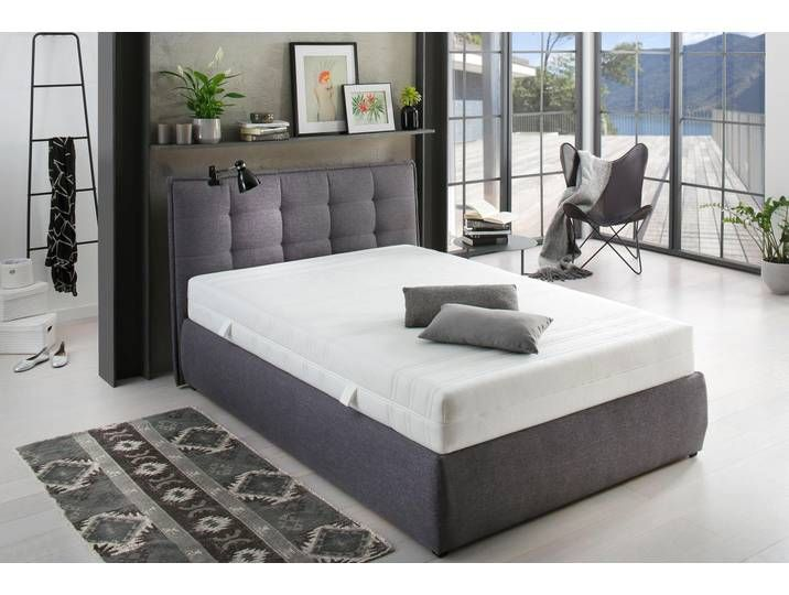 Photo of Pocket spring mattress »Body Max«, Beco, 22 cm high, with customer test