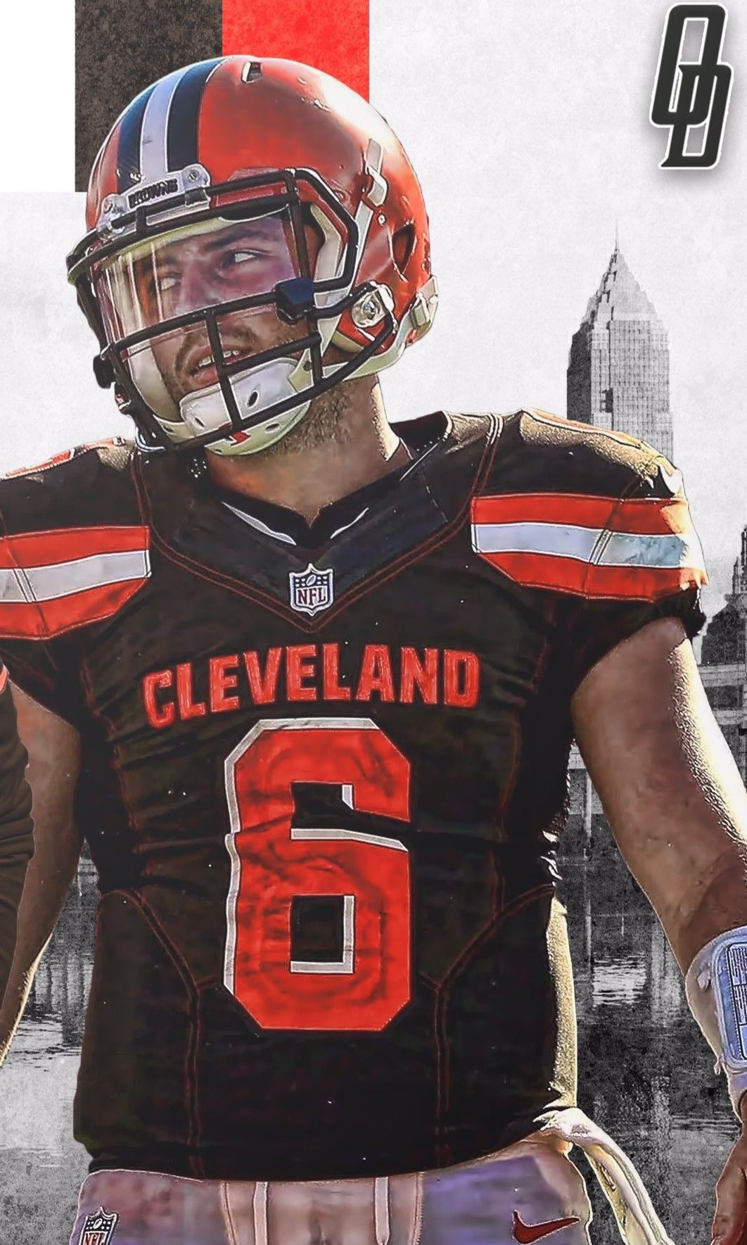 Pin by Melanie Wishner on Baker mayfield in 2020 Nfl