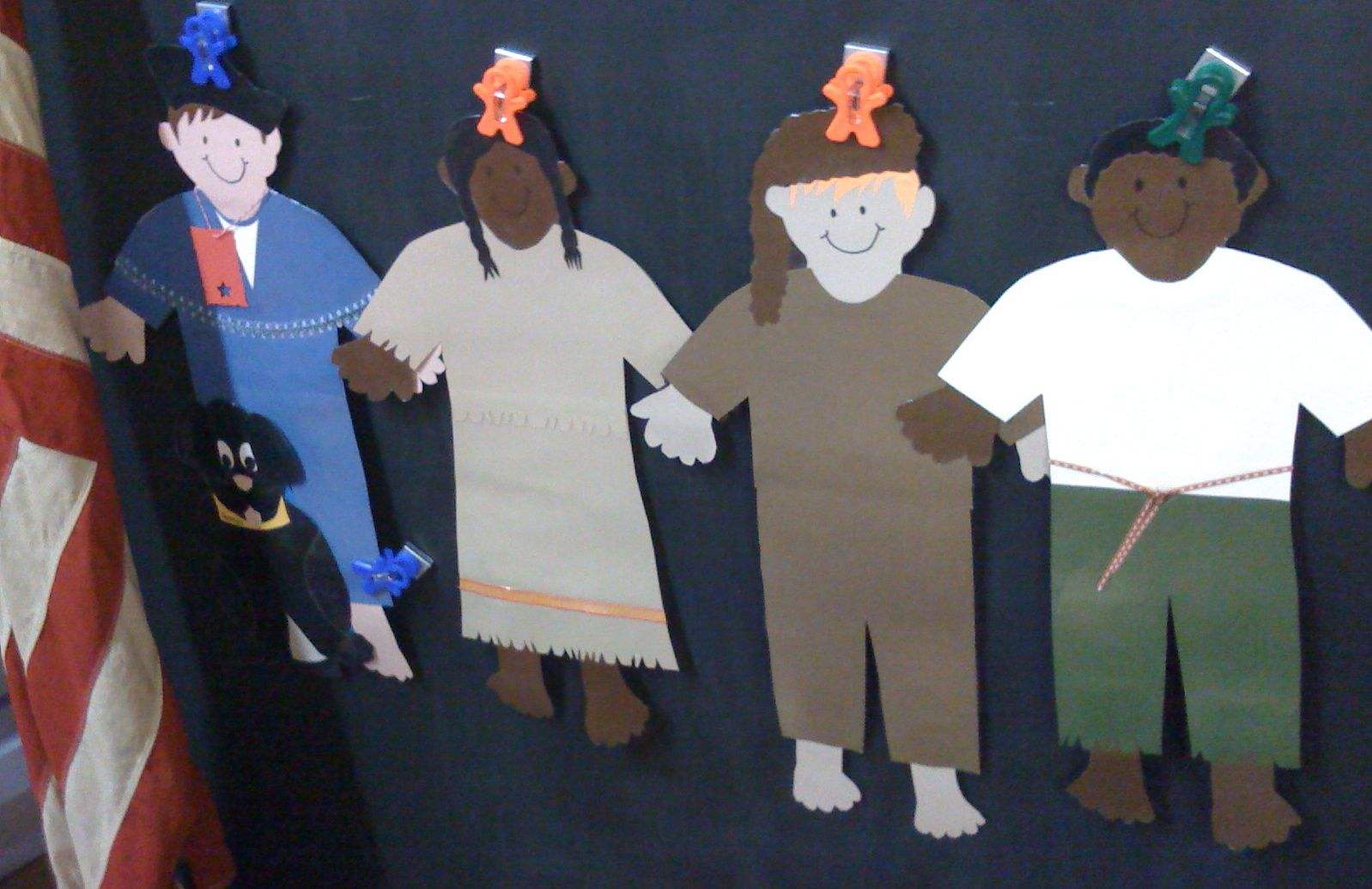 Lewis And Clark Paper Dolls