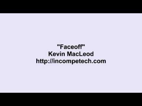 Kevin MacLeod ~ Faceoff
