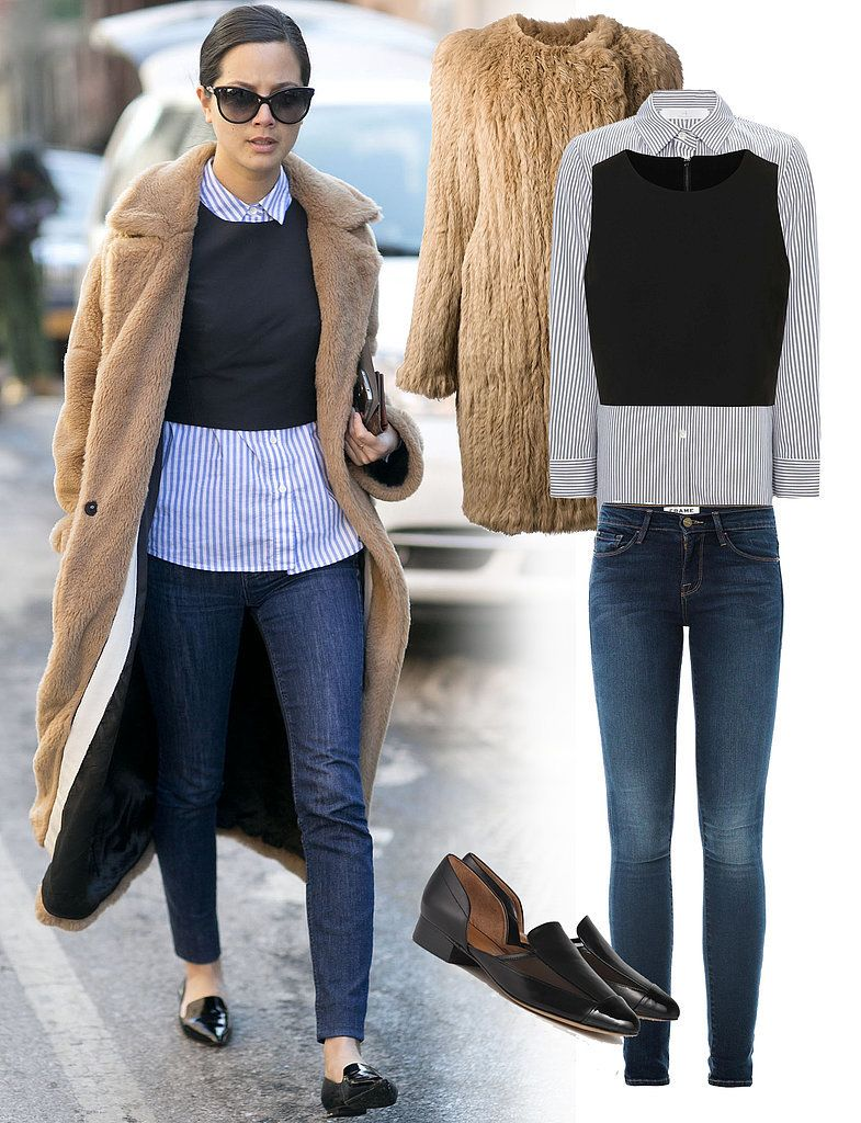 The Normal Person Way to Wear a Crop Top in Winter | My ...