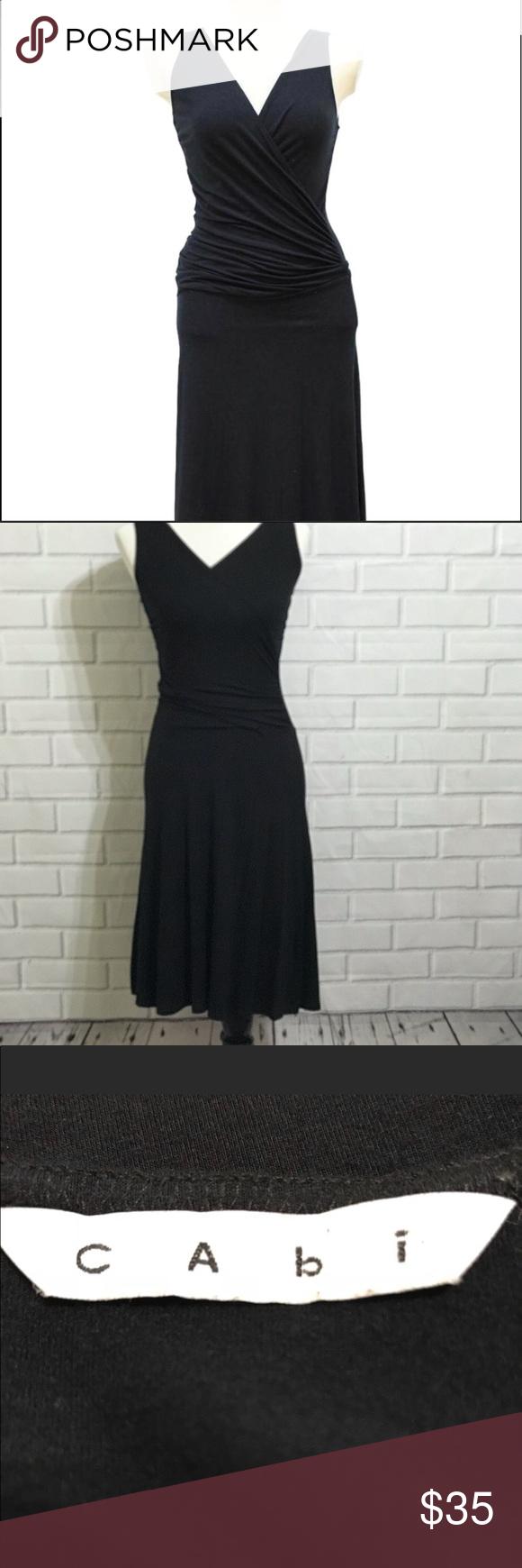 325a6b32a86 NWT CAbi After Five Black Dress Size XS Black Cabi After Five Dress. Size XS