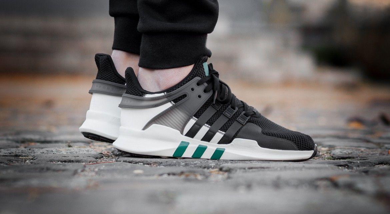 Adidas Performance Eqt Support Adv Sub Green Adidas Trending Sneakers Mens Tshirts