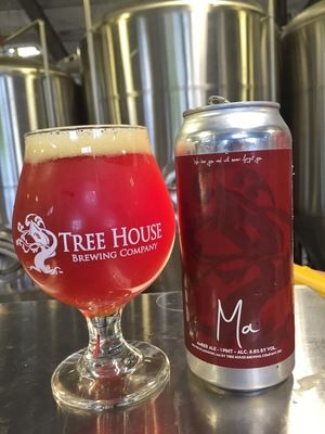 ON TAP — Tree House Brewing Co.