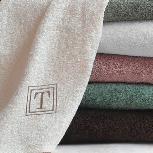 This Luxe Egyptian Cotton Towel Set Makes For A Thoughtful