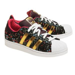 adidas originals flower trainers