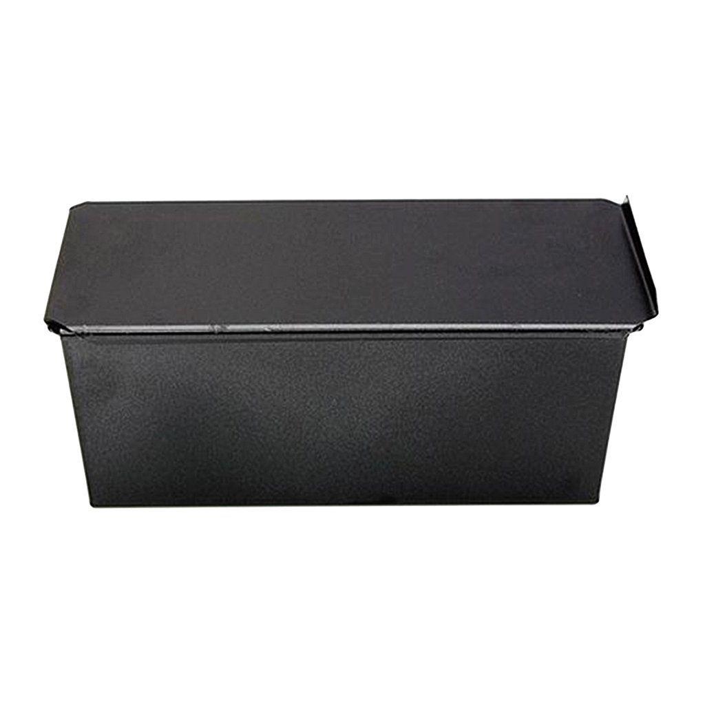B Blesiya 900g Loaf Tin Cake Pan Over Bakeware Metal Non Stick