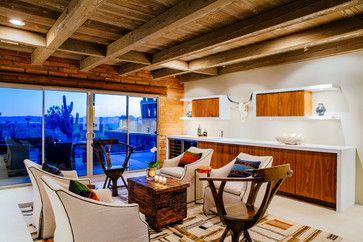 Mediterranean Living Design Ideas, Pictures, Remodel and Decor