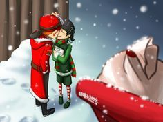 KevEdd_Santa Claus ready to go by aulauly7.deviantart.com on @deviantART