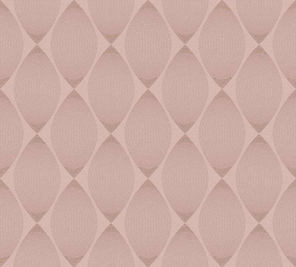 Esprit Home Vliestapete Esprit 13 Rot Rosa Metallic Muster Oval 357143 Tapete Hier Gunstig Kaufen Nur 15 53 Tapeten Vlies Geometrisch