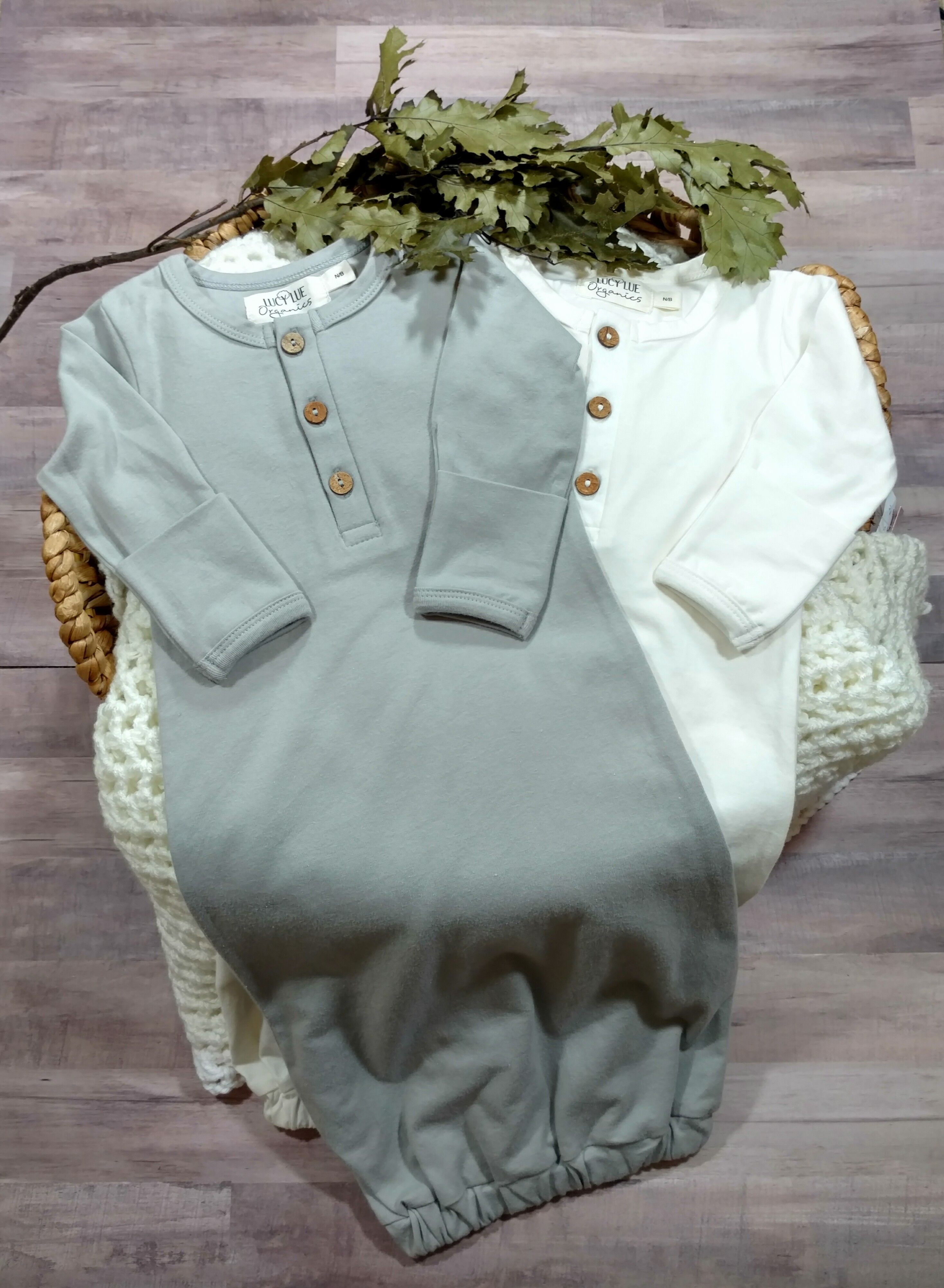 Exclusive Lucy Lue Organics Newborn ing home outfit Luxury baby