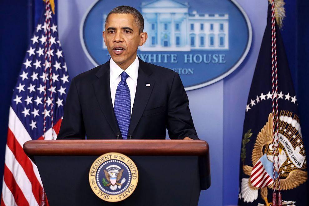 """Durante su discurso del domingo por la noche acerca del terrorismo, el presidente Barack Obama hizo un llamado a las compañías tecnológicas para que ayuden a Estados Unidos a luchar contra el Estado Islámico. """"Instaré a los líderes de la alta tecnología y la aplicación de la ley para que hagan más difícil que los…"""