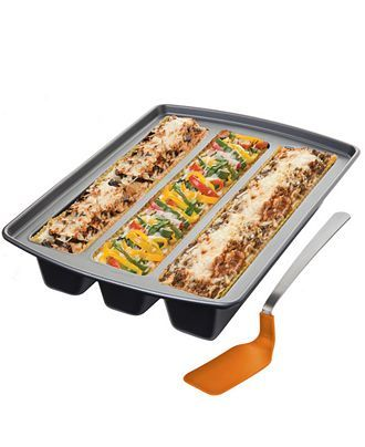Trio Lasagna Pan, $29.99. To please everyone!
