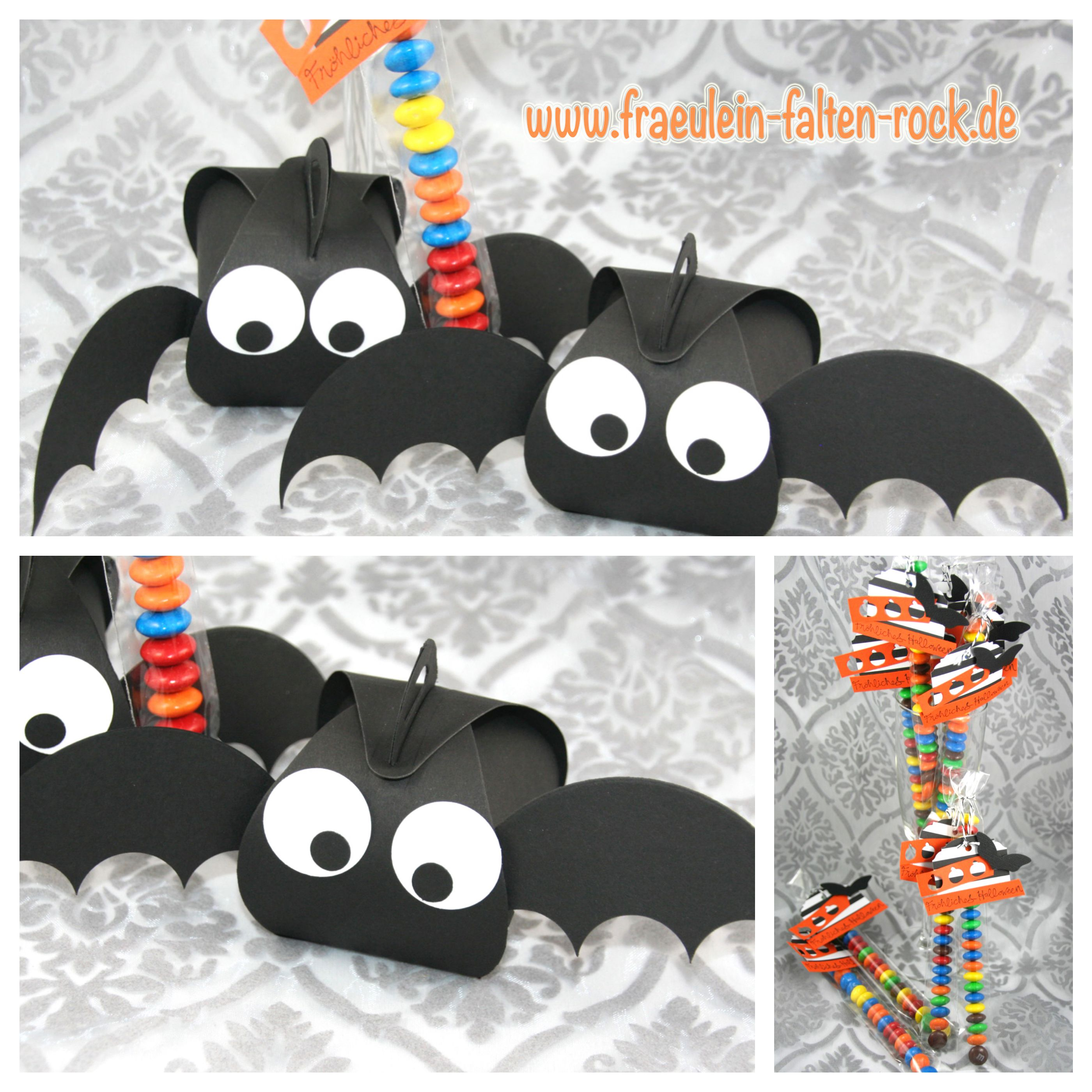 Hier sind kleine süße Verpackungen zu Halloween. #stampinup ...